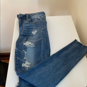 Ripped American eagle outfitters jeans